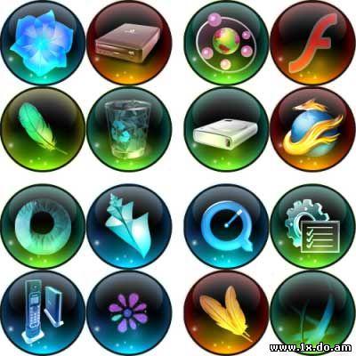 SUPER иконки, более 810 штук для вебмастера